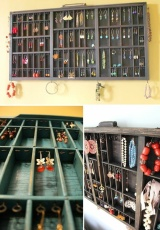 Fabulous DIY Jewelry Organizers