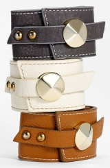 Must Have ~ Leather Cuff
