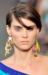 Oversized Statement Earrings